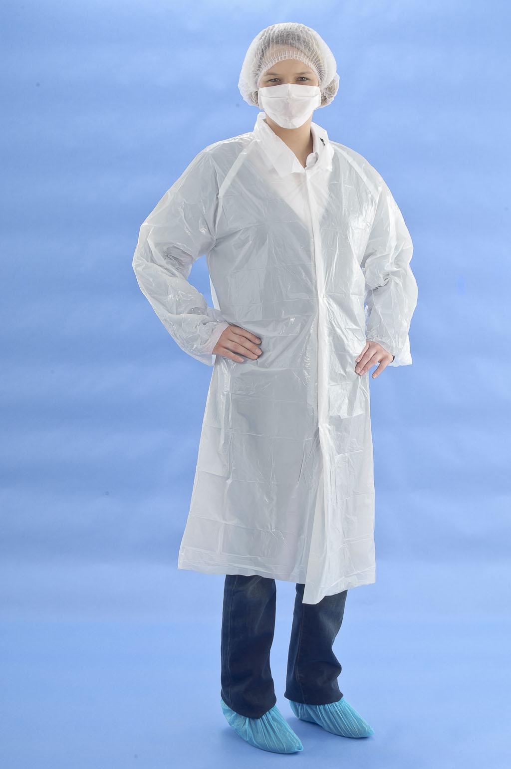 Einwegbekleidung garantiert optimalen Schutz und Hygiene - WBV worldwide