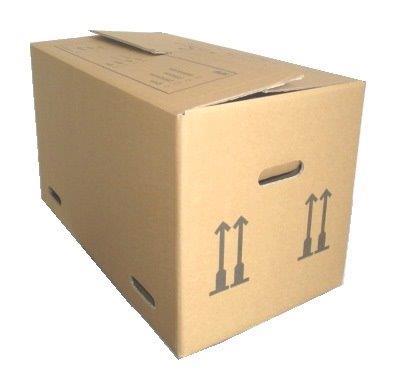 Umzugskarton - Kartonagen für Versand, Verpackung oder Umzug