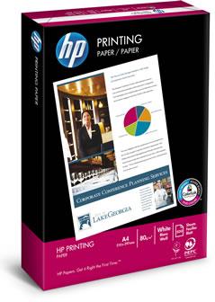 HP-PRINTING Kopierpapier für alle Laser- und Inkjetdrucker bestens geeignet.