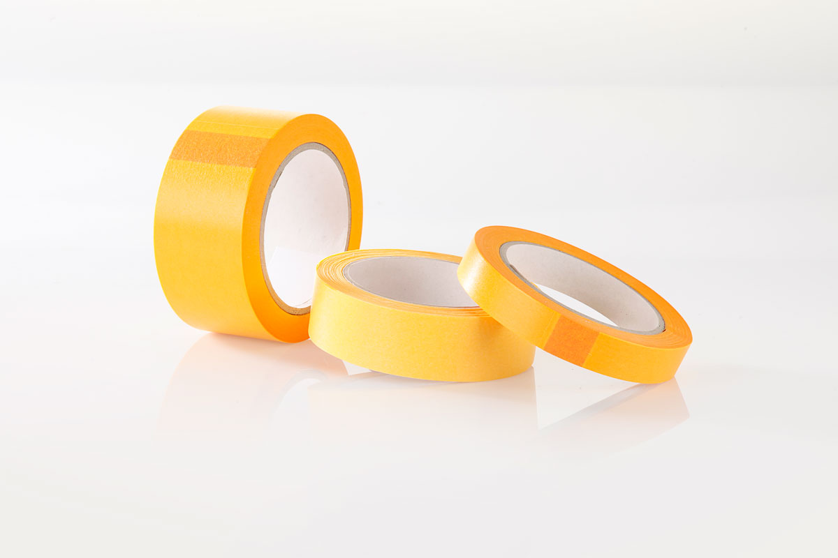 UV-beständiges Goldband (Washi-Tape)