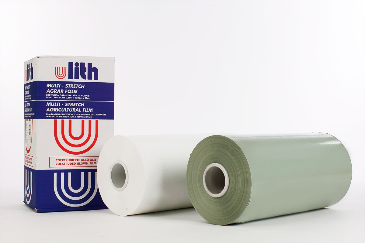 ULITH agricultural stretch films