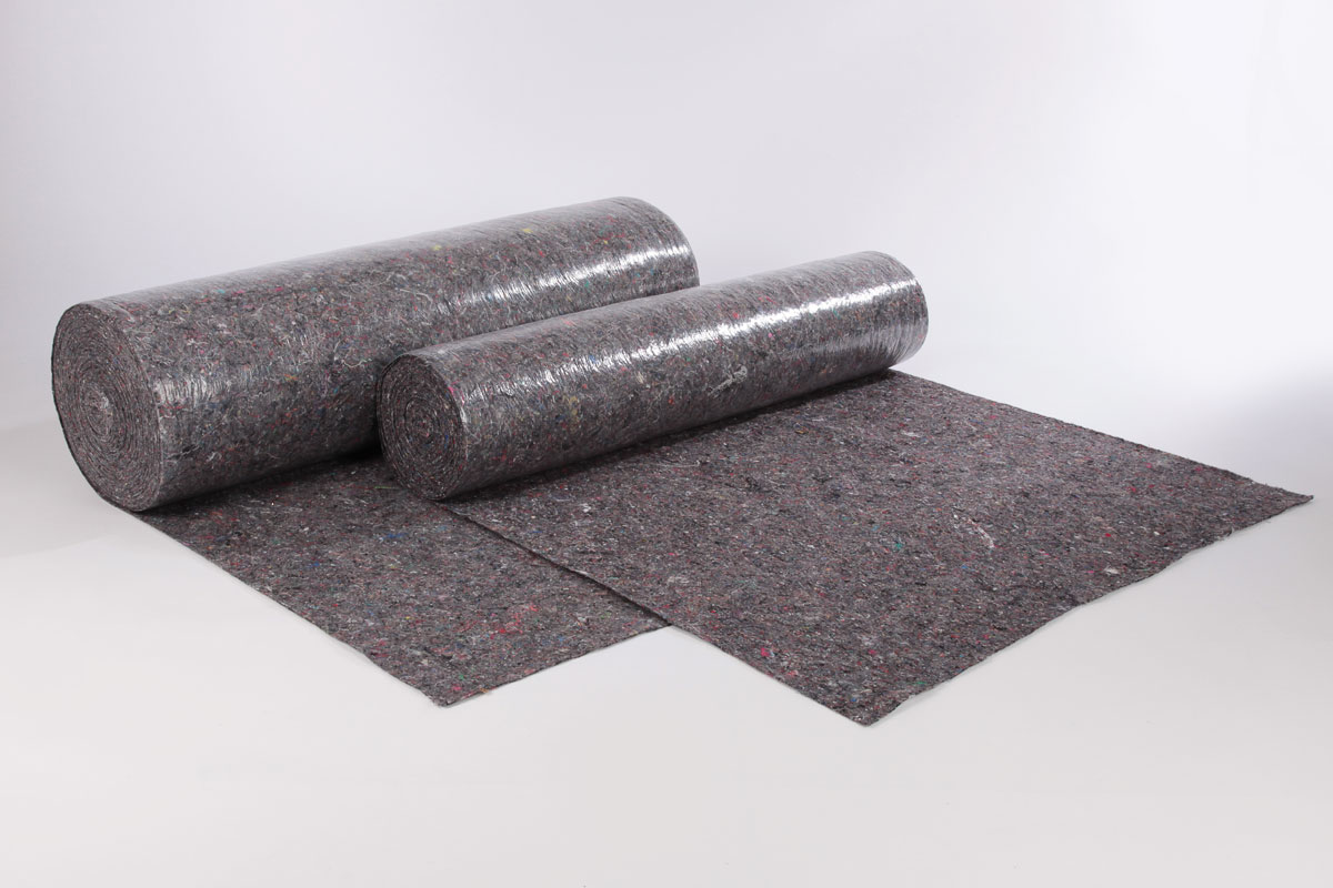 WBV worldwide - Cover fleece, floor protection