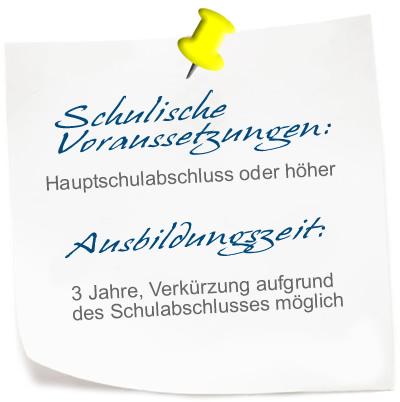 Schulische Voraussetzungen und Ausbildungszeit Kaufmann für Büromanagement