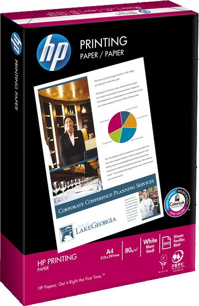 Premium-Kopierpapier HP