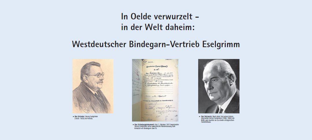 100 Jahre WBV – Die Geschichte des Unternehmens