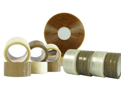 PP packaging tape, hot-melt