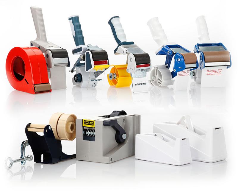 Adhesive-tape dispenser