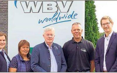 WBV worldwide ehrt Mitarbeiter