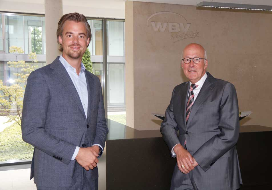 WBV auf solidem Wachstumskurs
